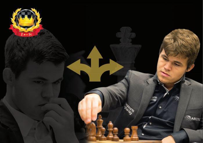 Decision making process in chess Magnus carlsen