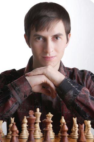 Chess Grandmaster Igor Smirnov