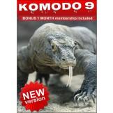 Get Komodo 9 chess engine!