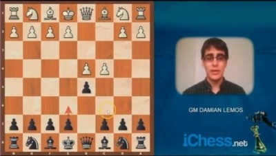 Chess Openings Mastery – GM Damian Lemos Deep Dive Collection