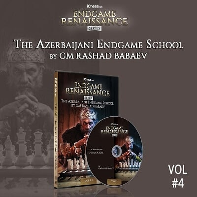 The Azerbaijani Endgame School – Gm Rashad Babaev