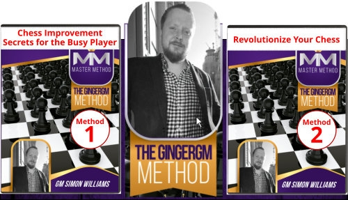 The Gingergm Method 01 And 02 – Gm Simon Williams