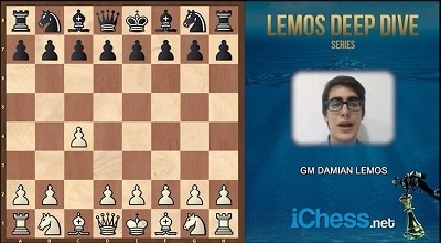 The English Opening GM Damian Lemos (Lemos Deep Dive Vol. 10)
