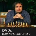 Roman's Lab Chess Dvd Entire Collection Volumes 1-117